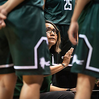 Tuba City girls basketball coach