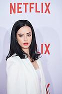 102015 Netflix Spain's Presentation Red Carpet
