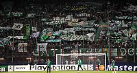 "Panathinaikos fans<br /> Tifosi<br /> Milano 26/11/2008 Stadio ""Giuseppe Meazza"" <br /> Champions League 2008/2009<br /> Inter Panathinaikos (0-1)<br /> Foto Insidefoto"