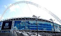 Photo: Alan Crowhurst.<br /> Photoshoot of the new Wembley Stadium. 21/03/2007.<br /> Wembley Stadium.