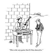 """""""This is the very guitar that St Vitus danced to."""""""