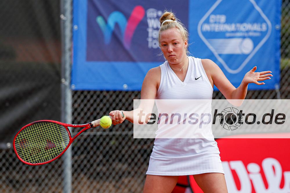 Yana Morderger (GER) - WTO Wiesbaden Tennis Open - ITF World Tennis Tour 80K, 22.9.2021, Wiesbaden (T2 Sport Health Club), Deutschland, Photo: Mathias Schulz