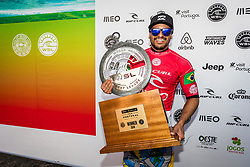 Italo Ferreira (BRA) Winner of the MEO Rip Curl Pro Portugal 2018