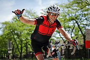 SHOT 6/10/17 10:26:27 AM - Doug Pensinger Memorial Road Ride 2017. The 52 mile ride which took place on the one year anniversary of the passing of Getty Images photographer Doug Pensinger featured more than 30 riders many of whom had ridden with Doug in the past.  (Photo by Marc Piscotty / © 2017)