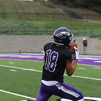 Football: University of Wisconsin-Whitewater Warhawks vs. Carthage College Red Men
