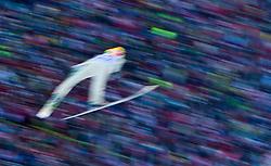 03.01.2011, Bergisel, Innsbruck, AUT, Vierschanzentournee, Innsbruck, 1. Wertungsdurchgang, im Bild // Romoeren Bjoern Einar (NOR) Feature, Wischer Skispringen // during the 59th Four Hills Tournament First Jump in Innsbruck, EXPA Pictures © 2011, PhotoCredit: EXPA/ J. Feichter