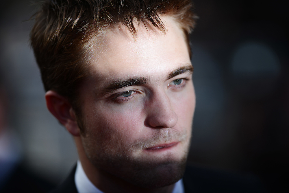 US Actor Robert Pattinson during the Red Carpet of 'On The Road' at  65th Annual Cannes Film Festival at Palais des Festivals on May 23, 2012 in Cannes, France..Photo Ki Price.