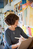 Artist Gail Henderson