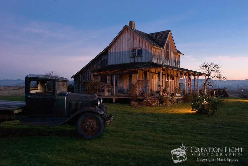 The Wood House, was built in 1870 by Civil War veteran Martin Sylvester Wood.  The house stands in Eagle Point, Oregon  along Hwy 62 which leads from Medford to Crater Lake National Park. The house is one of the oldest in southern Oregon and is preserved by the Wood House Preservation Group.