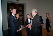 JEREMY HUNT; LUCIA HUNT; LORD BROWNE; CHRIS DERCON, Picasso and Modern British Art, Tate Gallery. Millbank. 13 February 2012