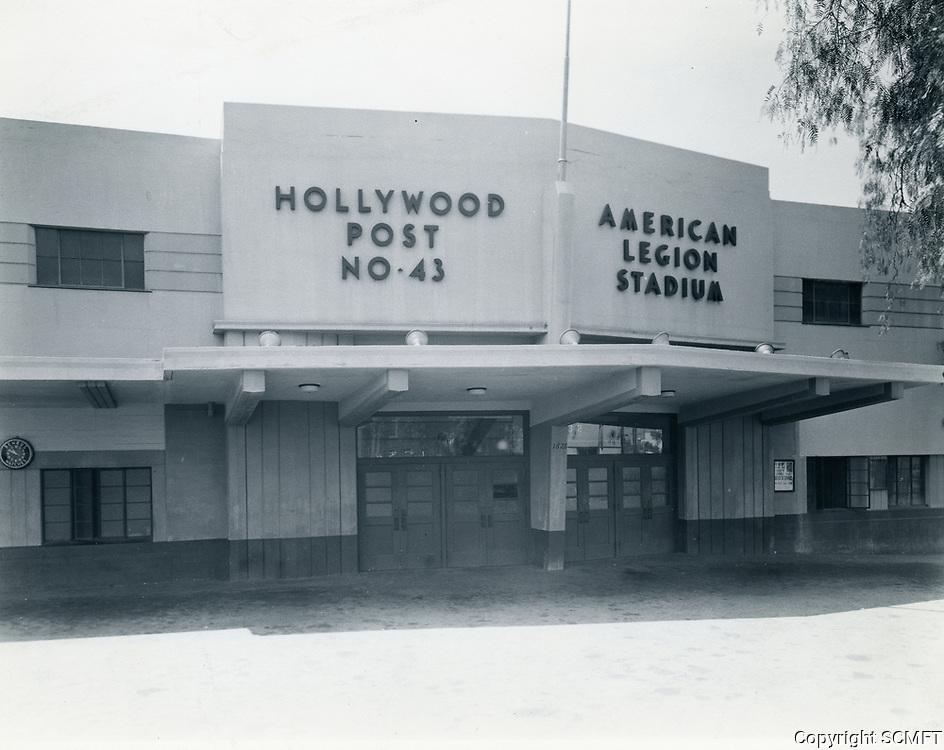 1949 Hollywood Legion Stadium