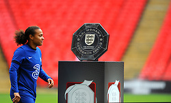 FA Women's Community Shield - Mandatory by-line: Nizaam Jones/JMP - 29/08/2020 - FOOTBALL - Wembley Stadium - London, England - Chelsea v Manchester City - FA Women's Community Shield