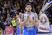 DESCRIZIONE : Beko Legabasket Serie A 2015- 2016 Dinamo Banco di Sardegna Sassari - Openjobmetis Varese<br /> GIOCATORE : Joe Alexander<br /> CATEGORIA : Ritratto Esultanza Postgame<br /> SQUADRA : Dinamo Banco di Sardegna Sassari<br /> EVENTO : Beko Legabasket Serie A 2015-2016<br /> GARA : Dinamo Banco di Sardegna Sassari - Openjobmetis Varese<br /> DATA : 07/02/2016<br /> SPORT : Pallacanestro <br /> AUTORE : Agenzia Ciamillo-Castoria/L.Canu