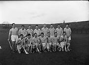 Fitzgibbon Cup Hurling Final, .UCD v UCC at Croke Park,.University College Dublin.UCD.29.11.1959, 11.29.1959, 29th November 1959,