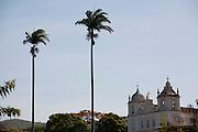 Viana_ES, Brasil...Igreja da Matriz em Viana...Igreja da Matriz in Viana...Foto: LEO DRUMOND / NITRO