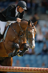 Houtzager Marc (NED) - Opium VS<br /> CHIO Aachen 2008<br /> Photo © Hippo Foto