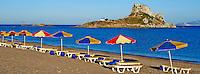 Grece, Dodecanese, ile de Kos, baie de Kefalos, // Greece, Dodecanese, Kos island, Kefalos bay