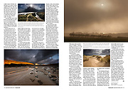 Cameracraft Magazine<br /> <br /> East v West photographers in the UK. Lighthearted article interviewing photographers about the differences in weather, light and landscape on opposite coasts.