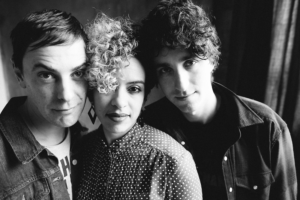 """The Thermals press photo for their new LP """"We Disappear"""" on Saddle Creek Records."""