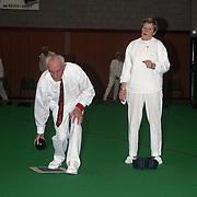 Bowls voor ouderen in de Hilt Eemnes