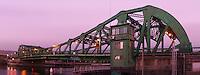 Drawbridge at Sunset. (47156 x 17673 pixels)