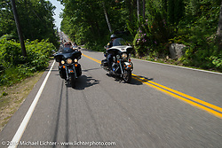 Laconia Motorcycle Week, NH. June 17, 2014.  Photography ©2014 Michael Lichter.