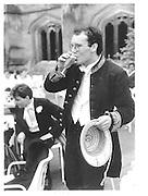 Paul Newman, Magdalen Ball. Oxford© Copyright Photograph by Dafydd Jones 66 Stockwell Park Rd. London SW9 0DA Tel 020 7733 0108 www.dafjones.com