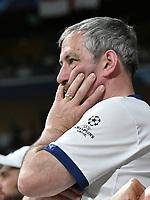 Football - 2019 UEFA Champions League Final - Liverpool vs. Tottenham Hotspur<br /> <br /> anxious looking spurs fan , at Wanda Metropolitano, Madrid.<br /> <br /> COLORSPORT/WINSTON BYNORTH