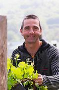 Jean Luc Soty, winemaker. Domaine Pascal Jolivet, Sancerre, Loire, France