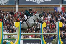 Allen Bertram, (IRL), Molly Malone V<br /> Furusiyya FEI Nations Cup presented by Longines<br /> Longines Jumping International de La Baule 2015<br /> © Hippo Foto - Dirk Caremans<br /> 15/05/15