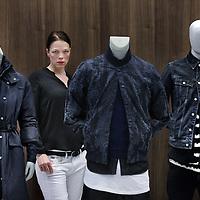 Nederland, Amsterdam , 24 maart 2014.<br /> Thecla Scheaffer is Chief Marketing Officer geworden van G-Star en gaat daar leiding geven aan het team van zo'n 80 mensen. - <br /> Foto:Jean-Pierre Jans