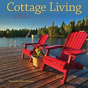 PRODUCT: Calendar<br /> TITLE: Cottage Living<br /> CLIENT: Wyman Publishing