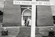 San Francisco de Asis Mission Church, Ranchos de Taos, NM.