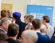 Goldman Sachs 10,000 Small Busiinesses Conference Event Leeds University
