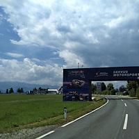 01.07.2020, Red Bull Ring , Spielberg, FORMULA 1 myWorld GROSSER PREIS VON ÖSTERREICH 2020, 03. - 05.07.2020 <br /> , im Bild<br />Zufahrt zur Strecke<br /> <br />   <br /> <br /> Foto © nordphoto / Bratic