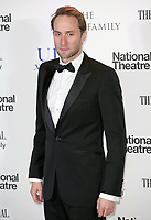 "Oliver Chris, The National Theatre ""Up Next"" Gala, London UK, 07 March 2017, Photo by Brett D. Cove"