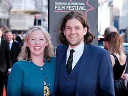 Edinburgh International Film Festival 2019<br /> <br /> Boyz In The Wood (European Premiere)<br /> <br /> Stars and guests arrive on the red carpet<br /> <br /> Pictured: Director Ninian Doff<br /> <br /> Alex Todd   Edinburgh Elite media