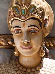 Statue at Jain Temple, Mumbai
