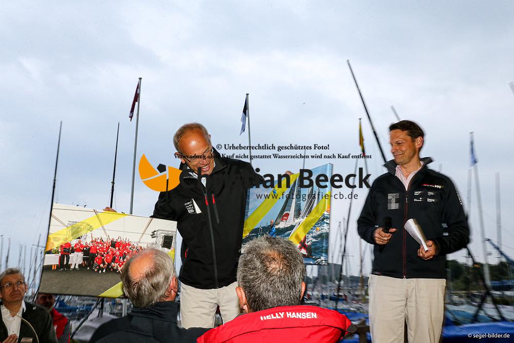 , Kiel - Kieler Woche 20. - 28.06.2015, Verabschiedung Ecki von der Mosel - 24.06.2015