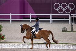 Garcia Mena Jose Antonio, ESP, Divina Royal 15, 124<br /> Olympic Games Tokyo 2021<br /> © Hippo Foto - Dirk Caremans<br /> 27/07/2021