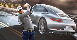 24.09.2015, Beckenbauer Golf Course, Bad Griesbach, GER, PGA European Tour, Porsche European Open, im Bild Bernd Wiesberger // during the European Tour, Porsche European Open Golf Tournament at the Beckenbauer Golf Course in Bad Griesbach, Germany on 2015/09/24. EXPA Pictures © 2015, PhotoCredit: EXPA/ SM<br /> <br /> *****ATTENTION - OUT of GER*****