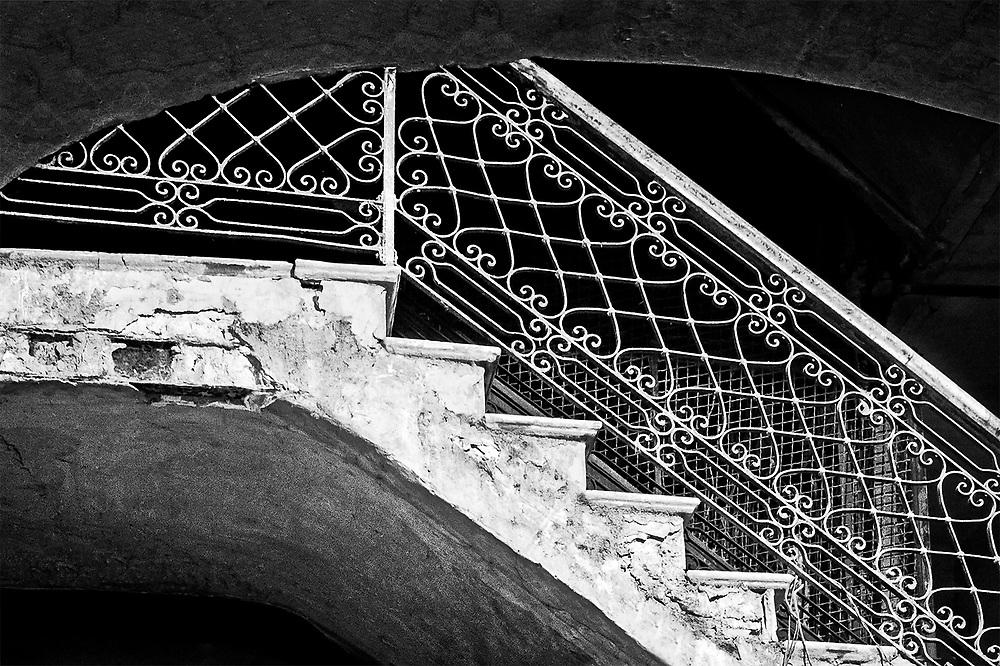 Elegant Above; Crumbling Below, Havana, Cuba