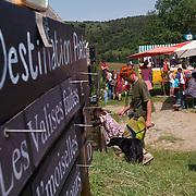 Zig Zag Air festival, Col de Supeyres
