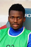 Sadio DIALLO - 23.09.2015 - Lyon / Bastia - 7eme journee de Ligue 1<br /> Photo : Jean Paul Thomas / Icon Sport