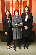 SHOT 12/4/19 11:23:34 AM - McGuane & Hogan, P.C., a Colorado family law firm located in Denver, Co. Includes attorneys Kathleen Ann Hogan, Halleh T. Omidi and Katie P. Ahles. (Photo by Marc Piscotty / © 2019)