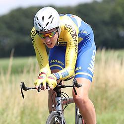 EMMEN (NED wielrennen <br /> Tijdrit Topcompetitie Emmen <br /> Tim Groot