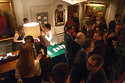 Dinner to celebrate the opening of Pace London at  members club 6 Burlington Gdns. The dinner followed the Private View of the exhibition Rothko/Sugimoto: Dark Paintings and Seascapes.
