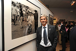 DAMON HILL at the TAG Heuer British Formula 1 Party at the Mall Galleries, London on 15th September 2008.