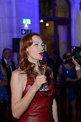 Ute Lemper arriving at the Lifeball 2017, held at Rathaus, in Vienna, Austria, on June 10, 2017. Photo by Blondel/Vienna Report/ABACAPRESS.COM