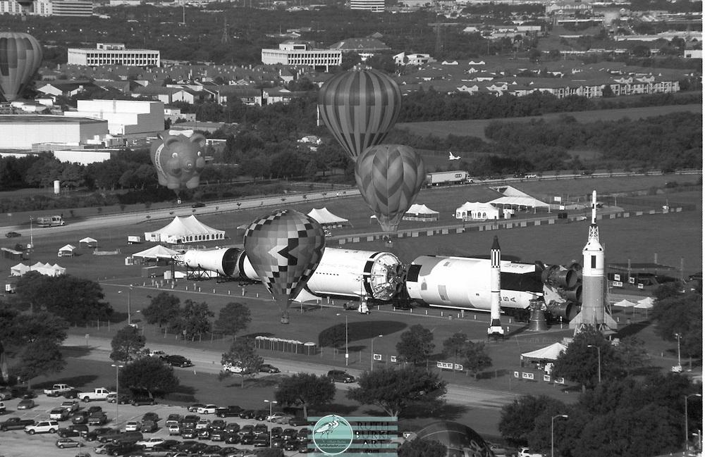 2002 Balloon Festival Rocket park at JSC NASA